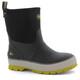 Viking Footwear Solan Neo Kalosze Dzieci szary/czarny
